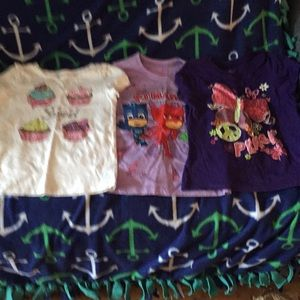 Other - Three little girls T-shirts